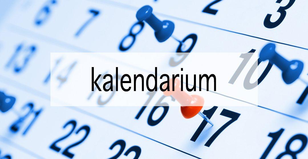 Kalendarium na maj/2017
