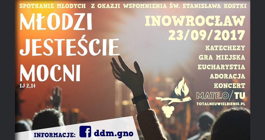 Spotkanie Młodych – św. Stanisław
