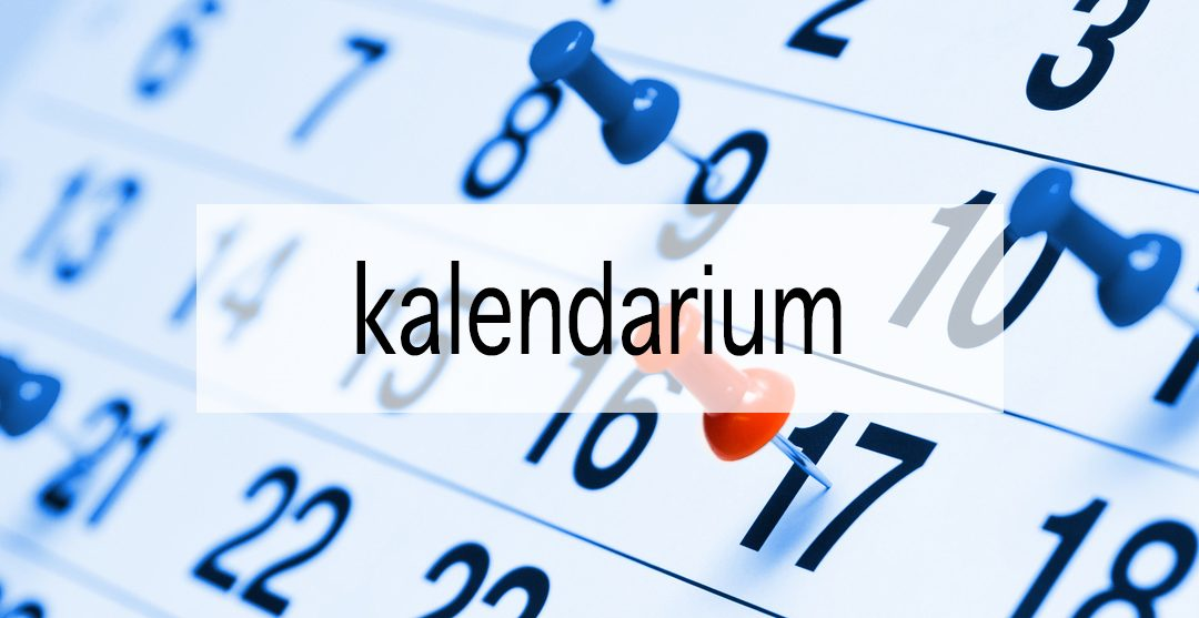 Kalendarium na czerwiec/2017