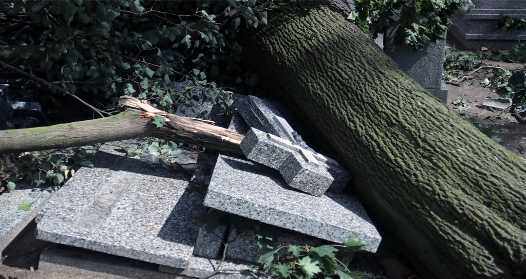prośba i informacja o cmentarzu